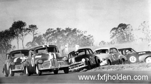 FXs racing