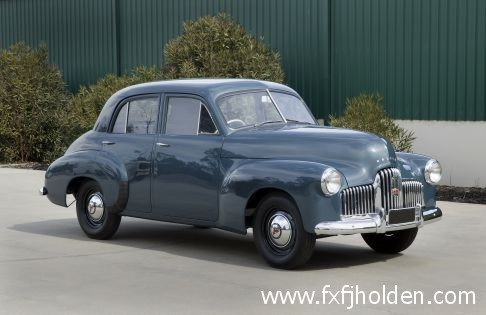 Holden Prototype Car No. 1 Photo: Dragi Markovic